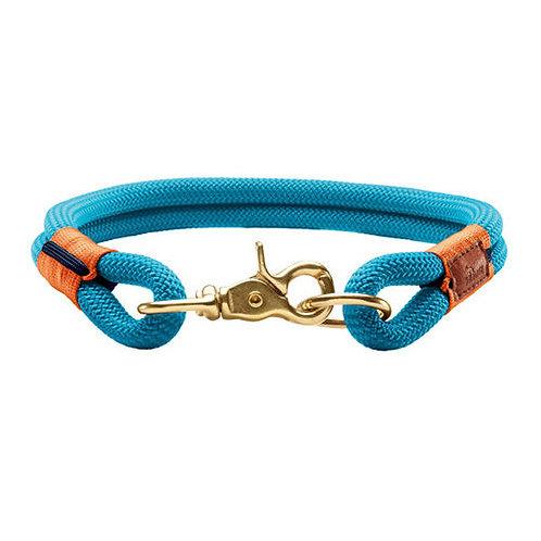 Hunter Oss Rope Collar - Petrol