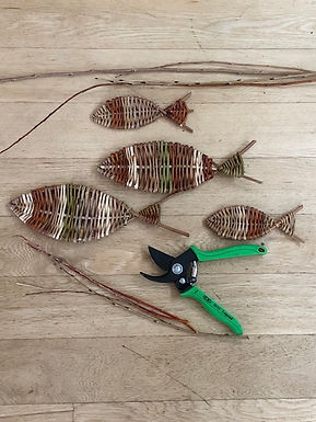 Try Willow Weaving with Handmade Workshops