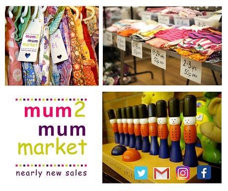 Teddington Mum2mum Market