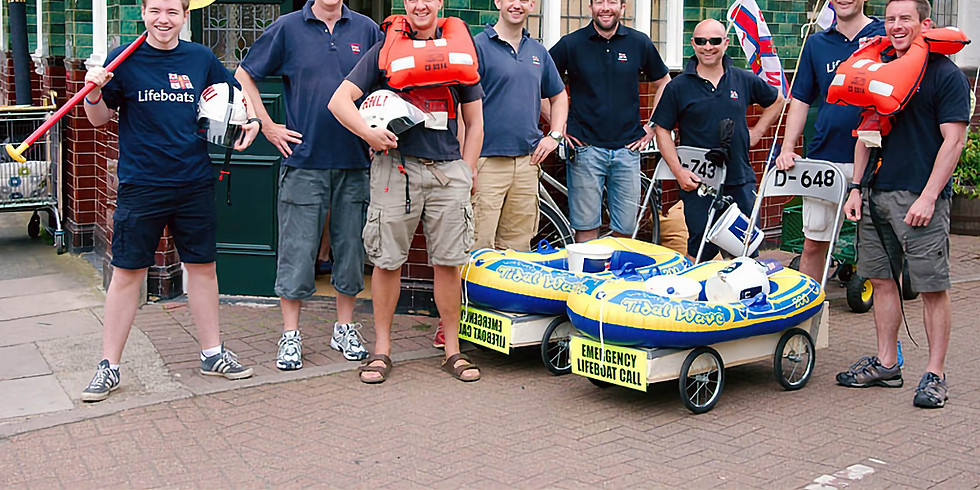 Teddington Village Fair and Pram Race