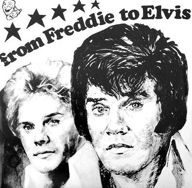 Freddie Starr & Elvis Tribute Night