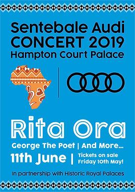 Sentebale Audi Concert featuring Rita Ora