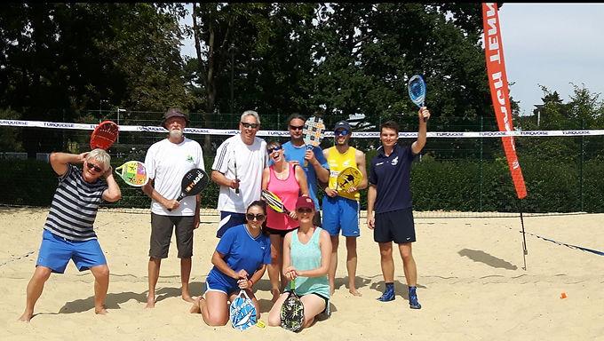 Beach Tennis Sessions