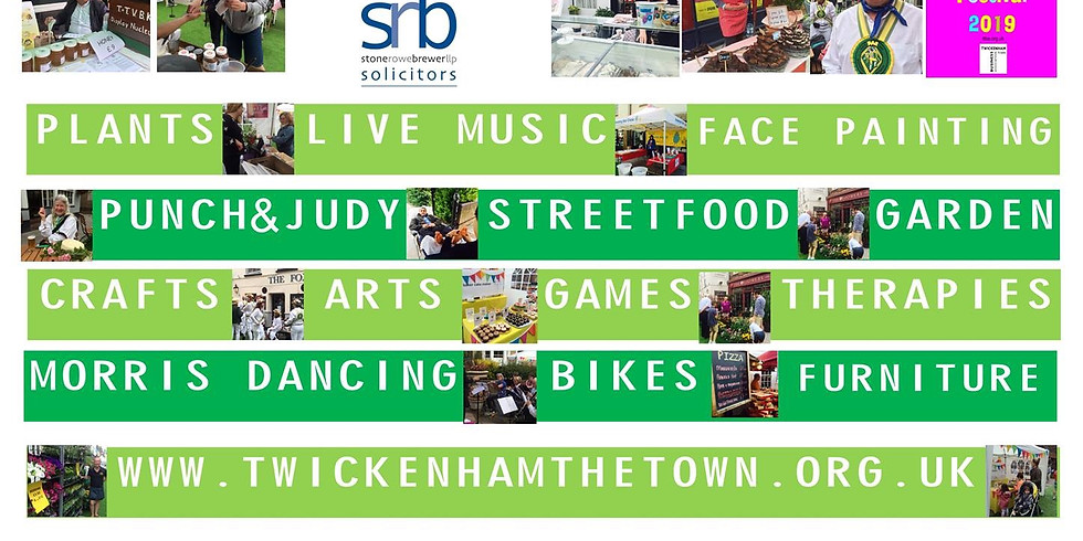 Twickenham Festival - Goes Green Weekend