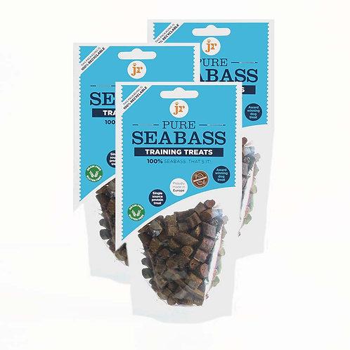 Pure Seabass Training Treats - 85g