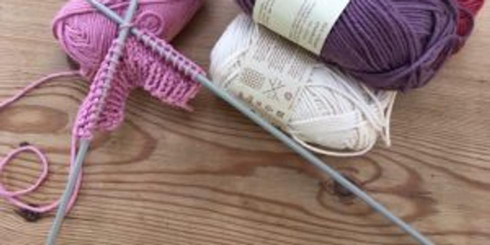 Try Knitting!