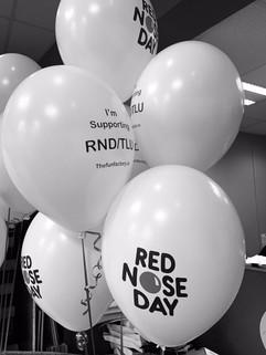 Teddington Carpets RND balloons