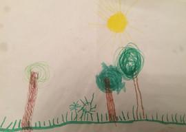 Sarah, Age 4