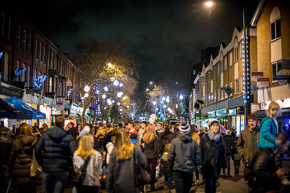 Teddington Christmas Lights Up 2020