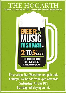 Beer Music Festival