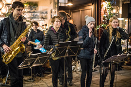The fabulous jazz band from Richmond Music Trust