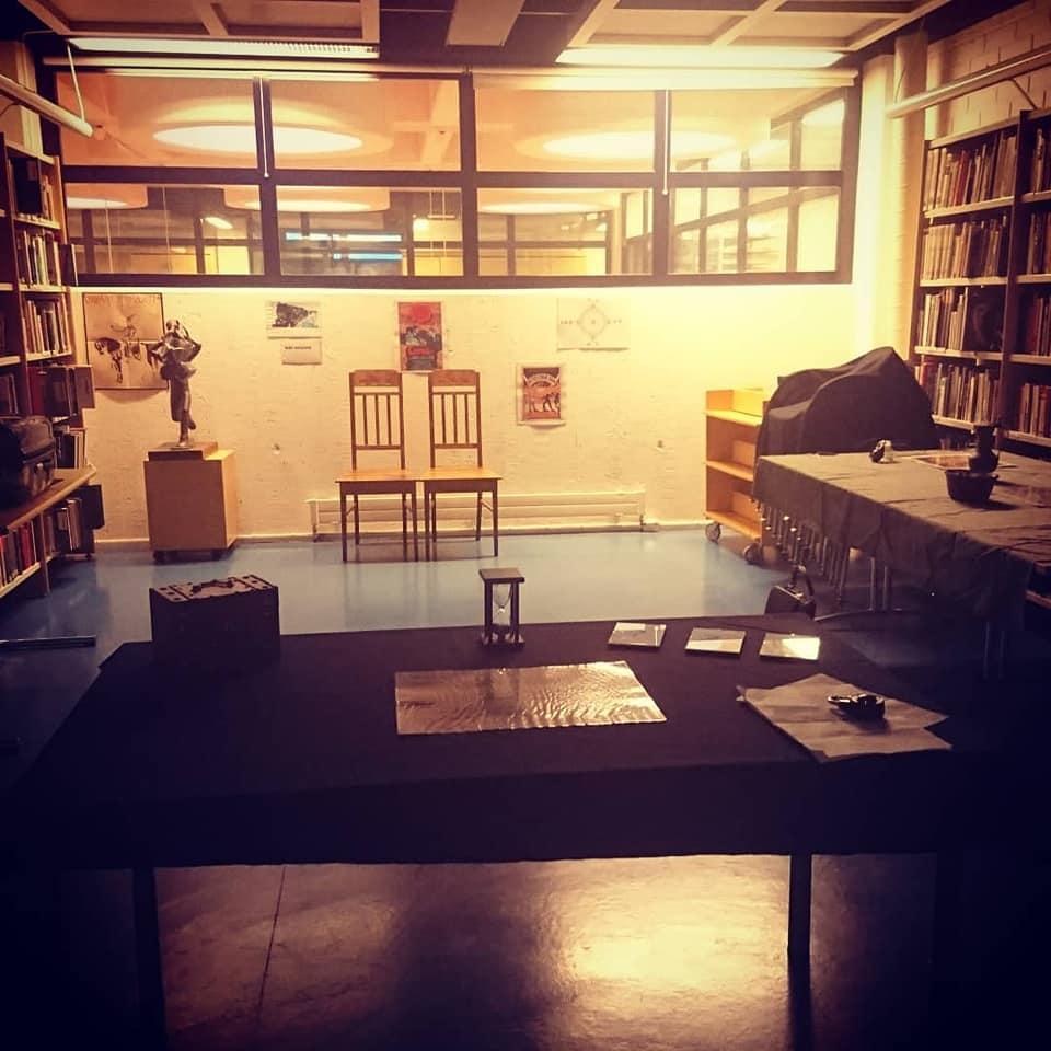 Pakopelikoulutus Porin kirjastossa