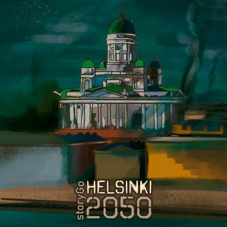StoryGo: tulevaisuus keskellä Helsinkiä