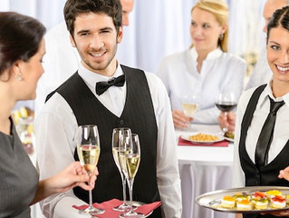 So, you want to work in event staffing?