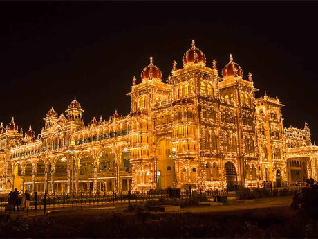 A Day Trail to Mysore - The city of Palaces
