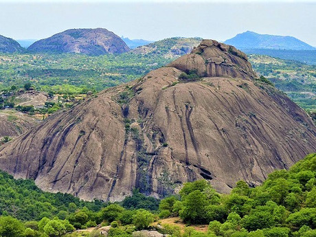 Relive The Scenes Of Sholay At The Hills Of Ramnagar
