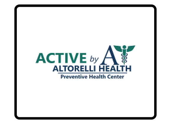 Active by Altorelli Health Gift Certificate