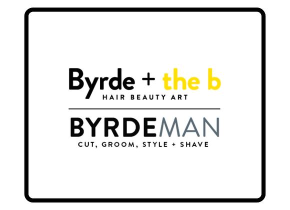 Byrde + the b Gift Certificate