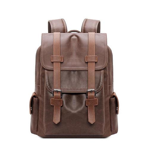 Brown Traveler's Backpack