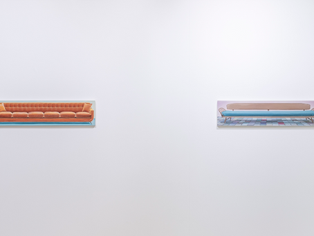 Are you sitting uncomfortably? Iva Kinnaird's uncanny couches