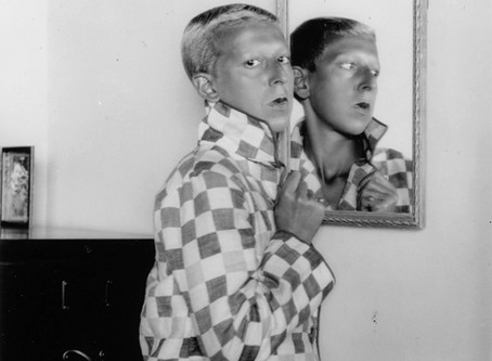 The Kaleidoscopic Self Part II: 'Disavowals' by Claude Cahun (1930)