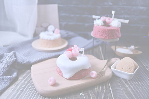 Handmade baking candle class by Happy Together in Singapore