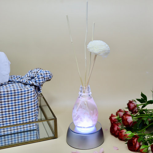 Herbarium Perfume Diffuser DIY KIT - With LED Light