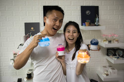 Couple Candle Making Class