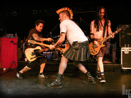 VNYLDEN: NOFX Makes It's Triumphant Return To Seattle's Showbox SODO