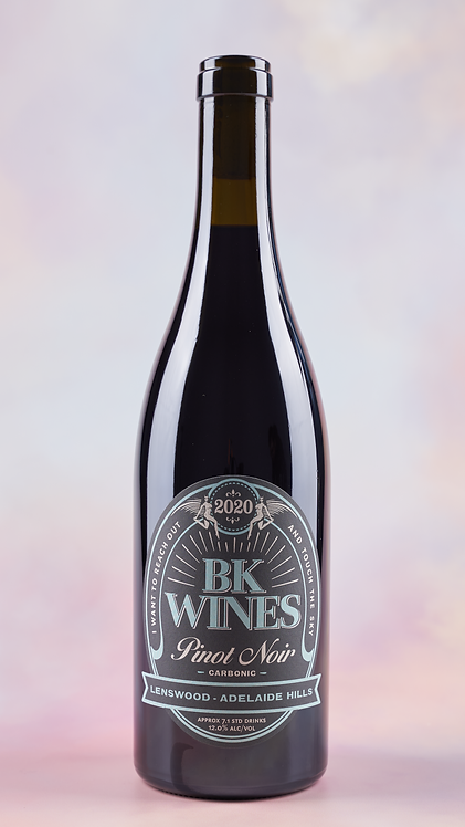 BK Wines Carbonic Pinot Noir 2020