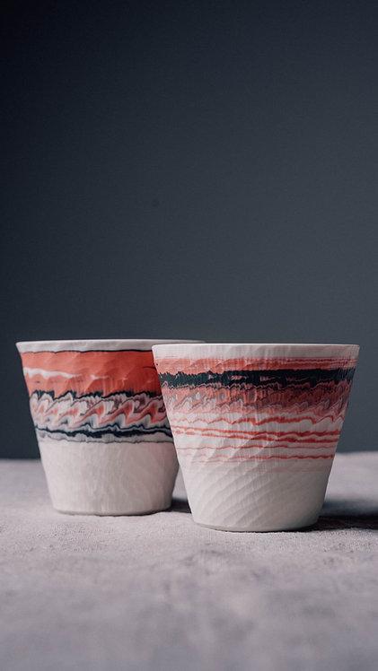 LITTLE TORCH x IT'S ALIVE Porcelain Cups + Coffee Set