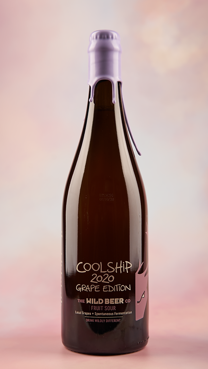 The Wild Beer Co Coolship 2020 Grape Edition BA Sour