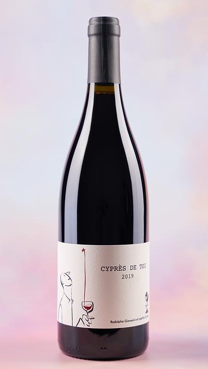 Fond Cyprès de Toi Rouge 2019