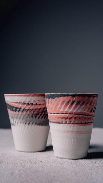 LITTLE TORCH x IT'S ALIVE Porcelain Beakers + Coffee Set