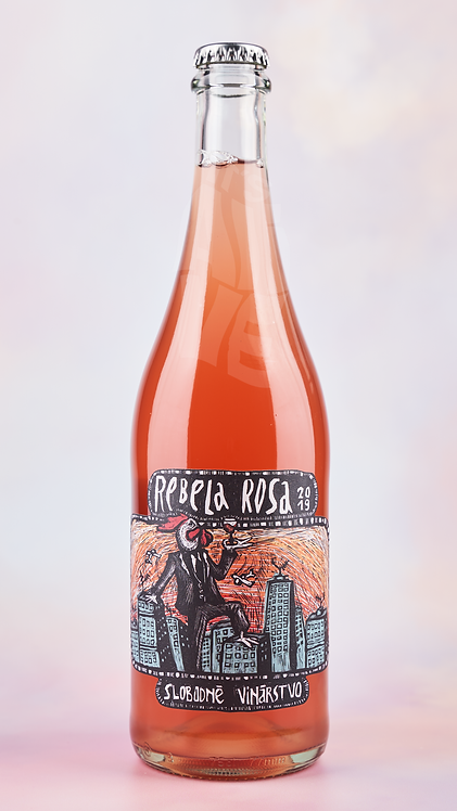 Slobodne Rebela Rosa 2019 Rosé