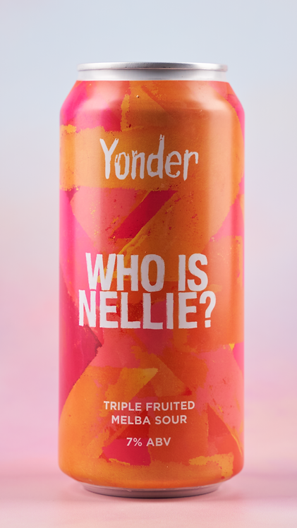 Yonder Who is Nellie? Fruited Sour 440ml can