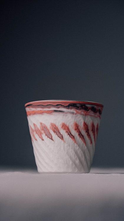 LITTLE TORCH x IT'S ALIVE Porcelain Cup