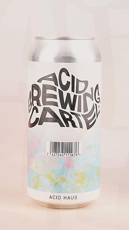Acid Brewing Cartel ACID HAUS 440ml Can