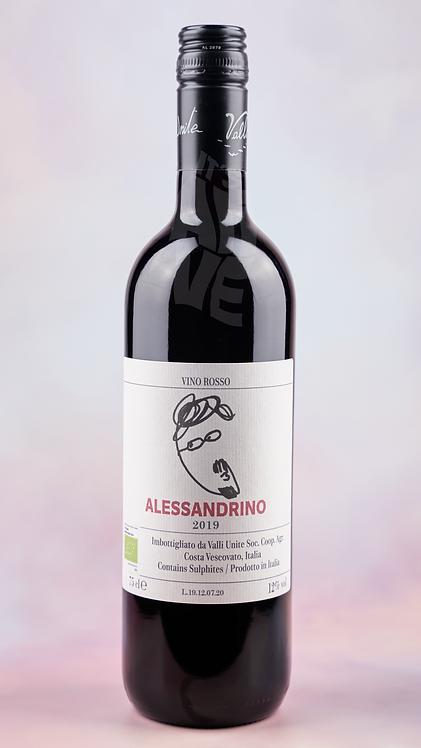 Valli Unite Alessandrino Rosso 2019