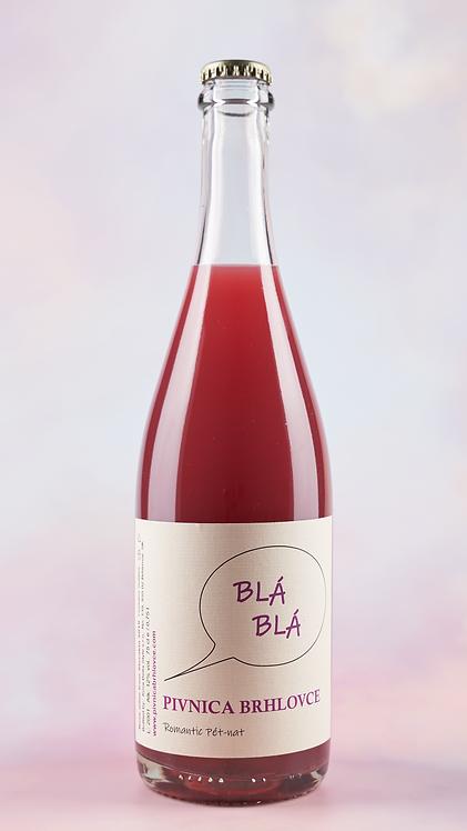 Pivnica Brhlovce Bla Bla Pet-Nat 2019
