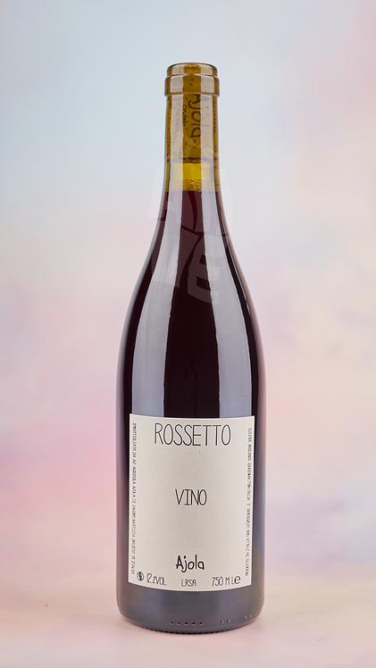 Ajola Rossetto 2019