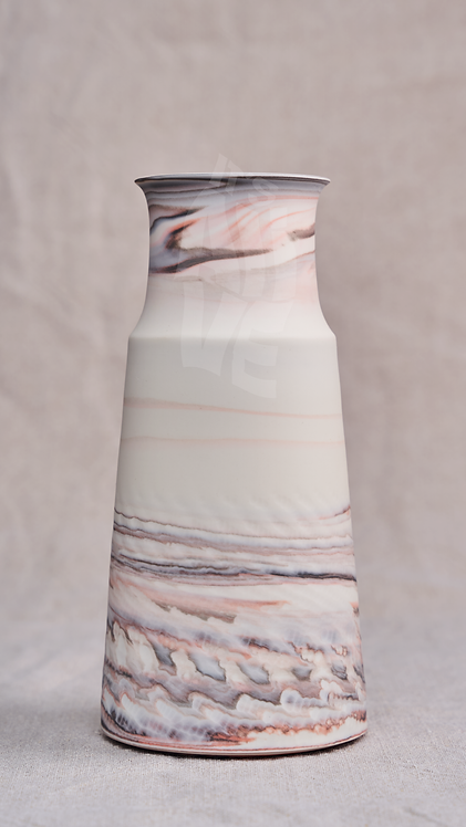 LITTLE TORCH x IT'S ALIVE Porcelain Carafe - Swirl