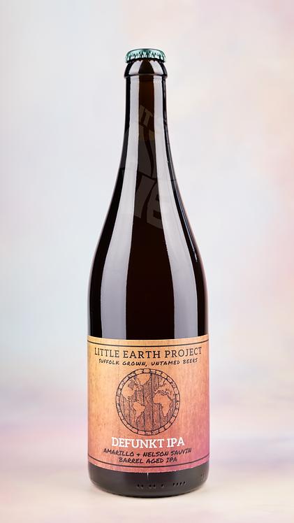 Little Earth Project Defunkt IPA 750ml Bottle