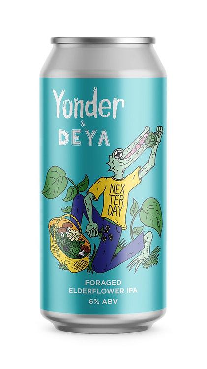 Yonder X DEYA Nexterday 440ml
