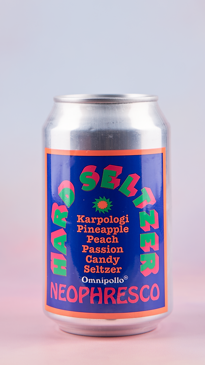 Omnipollo Neophresco Karpologi - Hard Seltzer