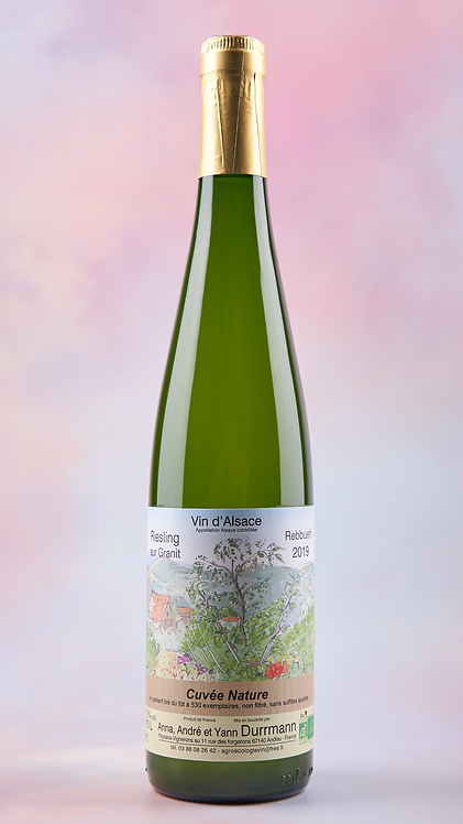Durrmann Riesling Granit Nature 2019