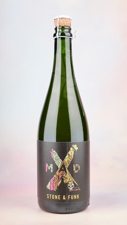 Mad Scientist Stone & Funk 750ml Bottle