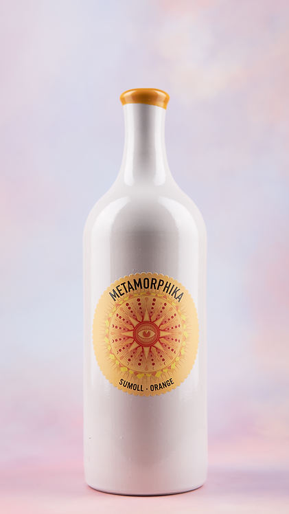 Costador Metamorphika Sumoll Blanc Brisat 2019 Orange