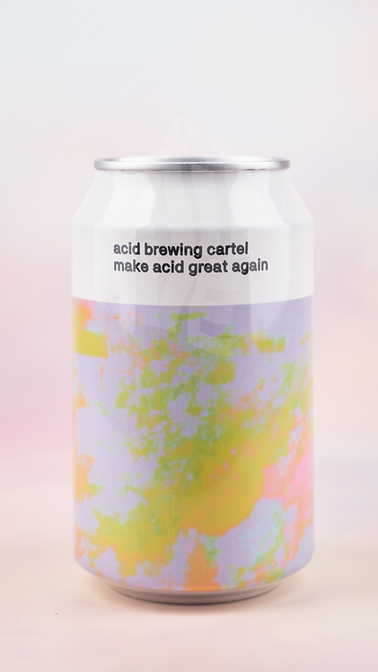 Acid Brewing Cartel Make Acid Great Again 330ml Can