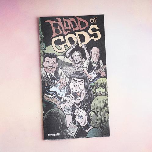 Blood Of Gods #3 - Spring 2021